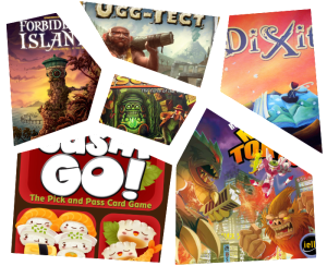 Selection of our favourite games