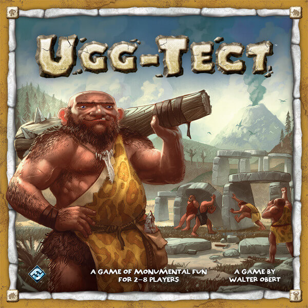 ugg-tect family board game bedford childrens board games