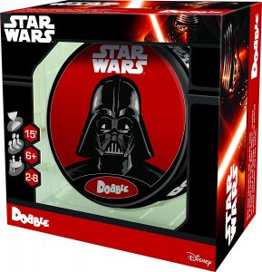 Dobble Star Wars game for kids and adults